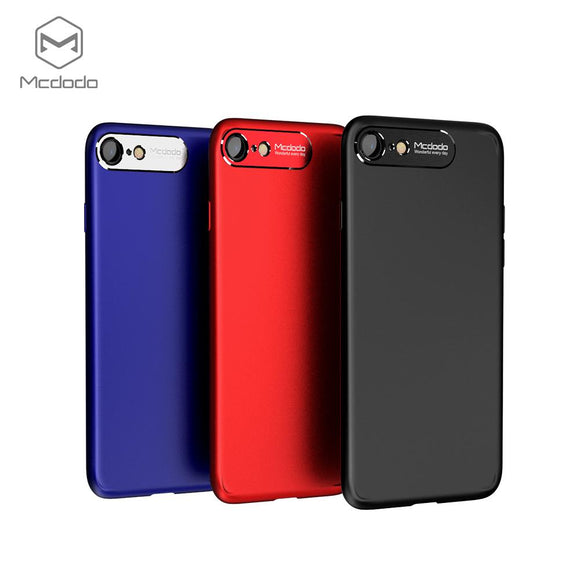 Mcodod iPhone7 Plus/8 Plus Sharp Aluminum Alloy Case (aluminum alloy+PC) - Beauty Plaza
