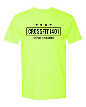 Crossfit 1401 - Neon Yellow