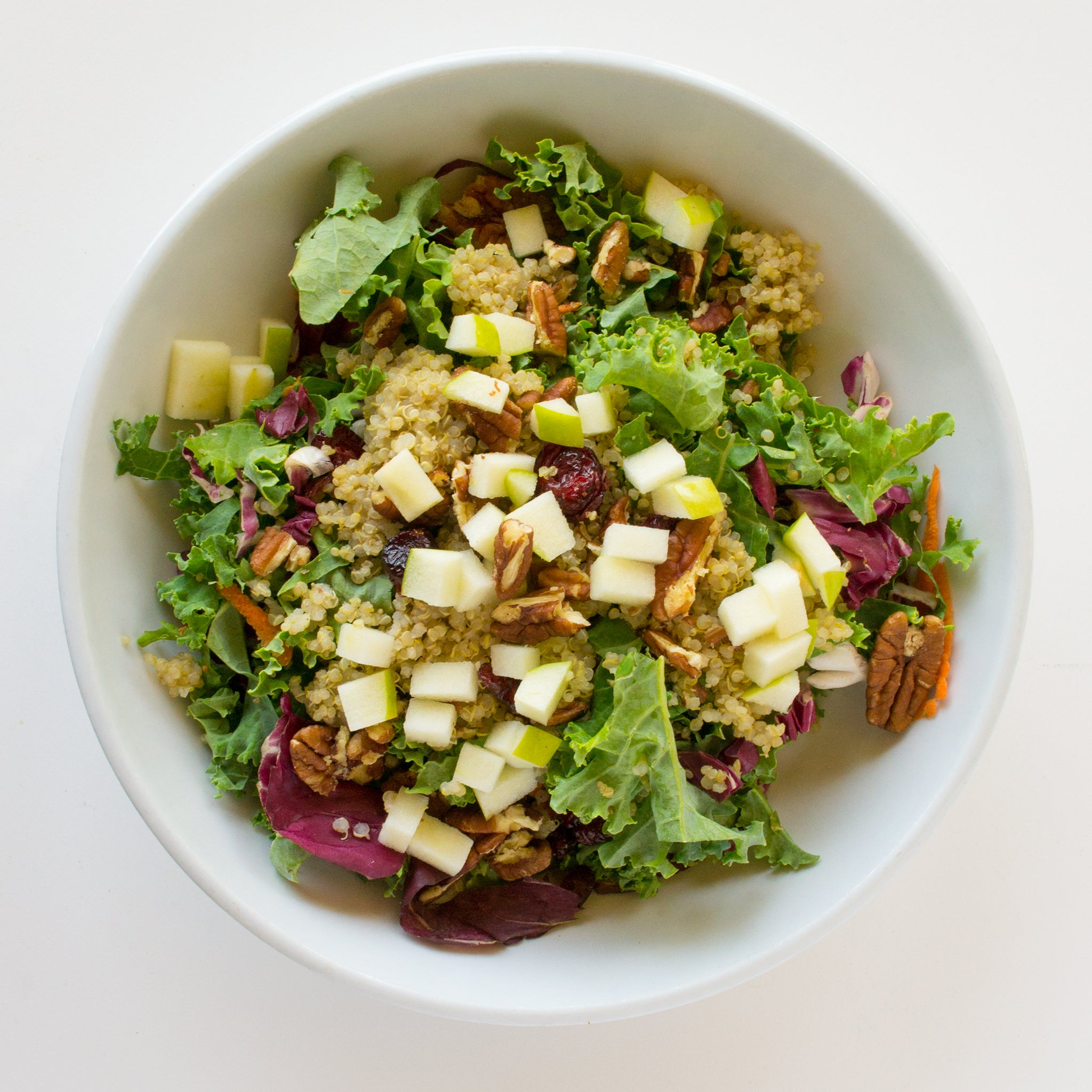 Grain & Nut Salad