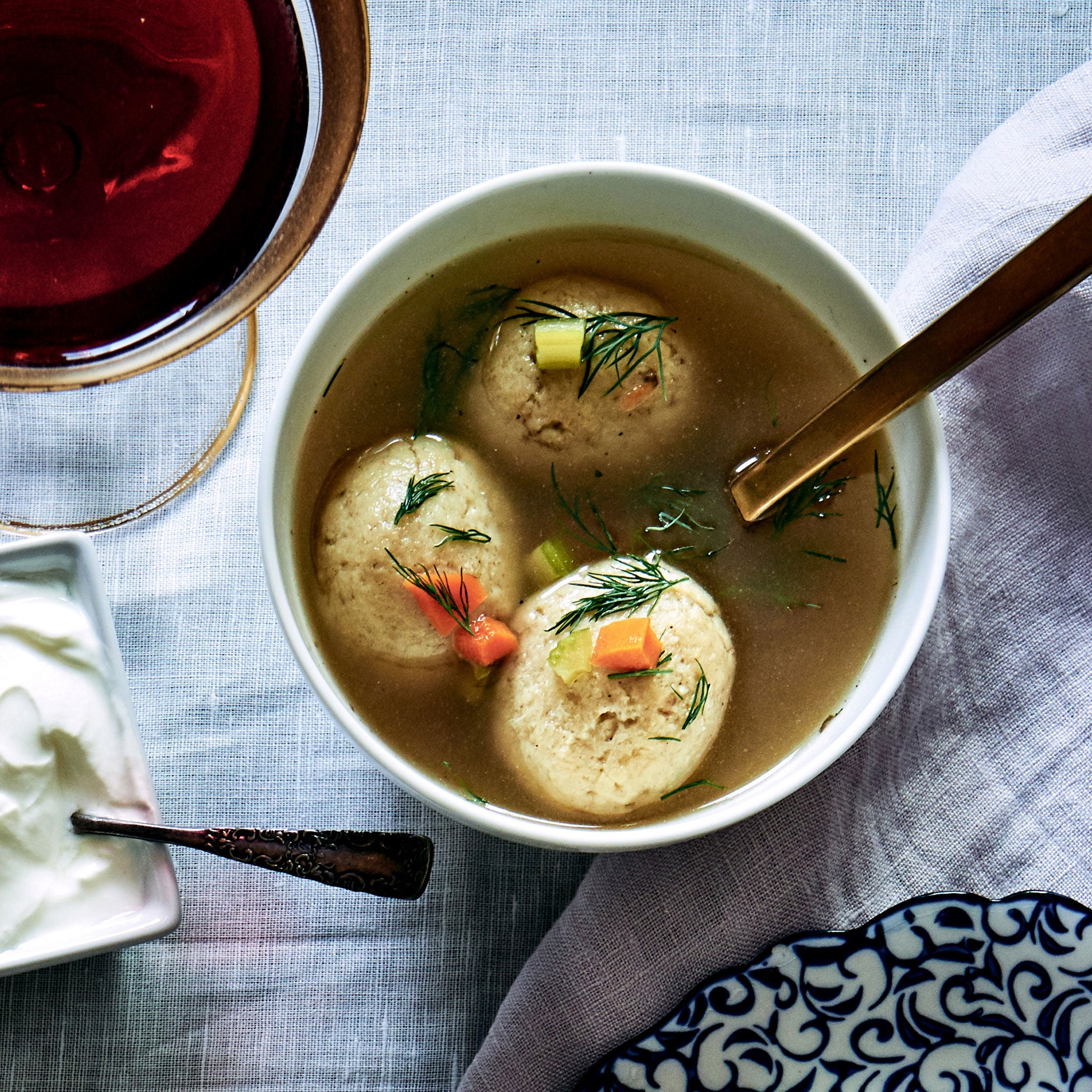 Matzo Ball Soup - 1 Quart