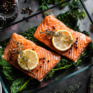 Loch Duart Organic Farm-Raised Salmon (Fresh)