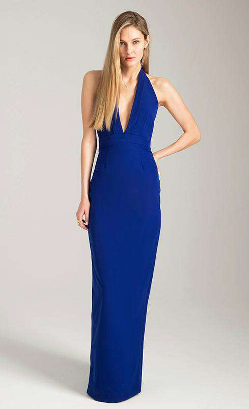 Kimberly Column Gown