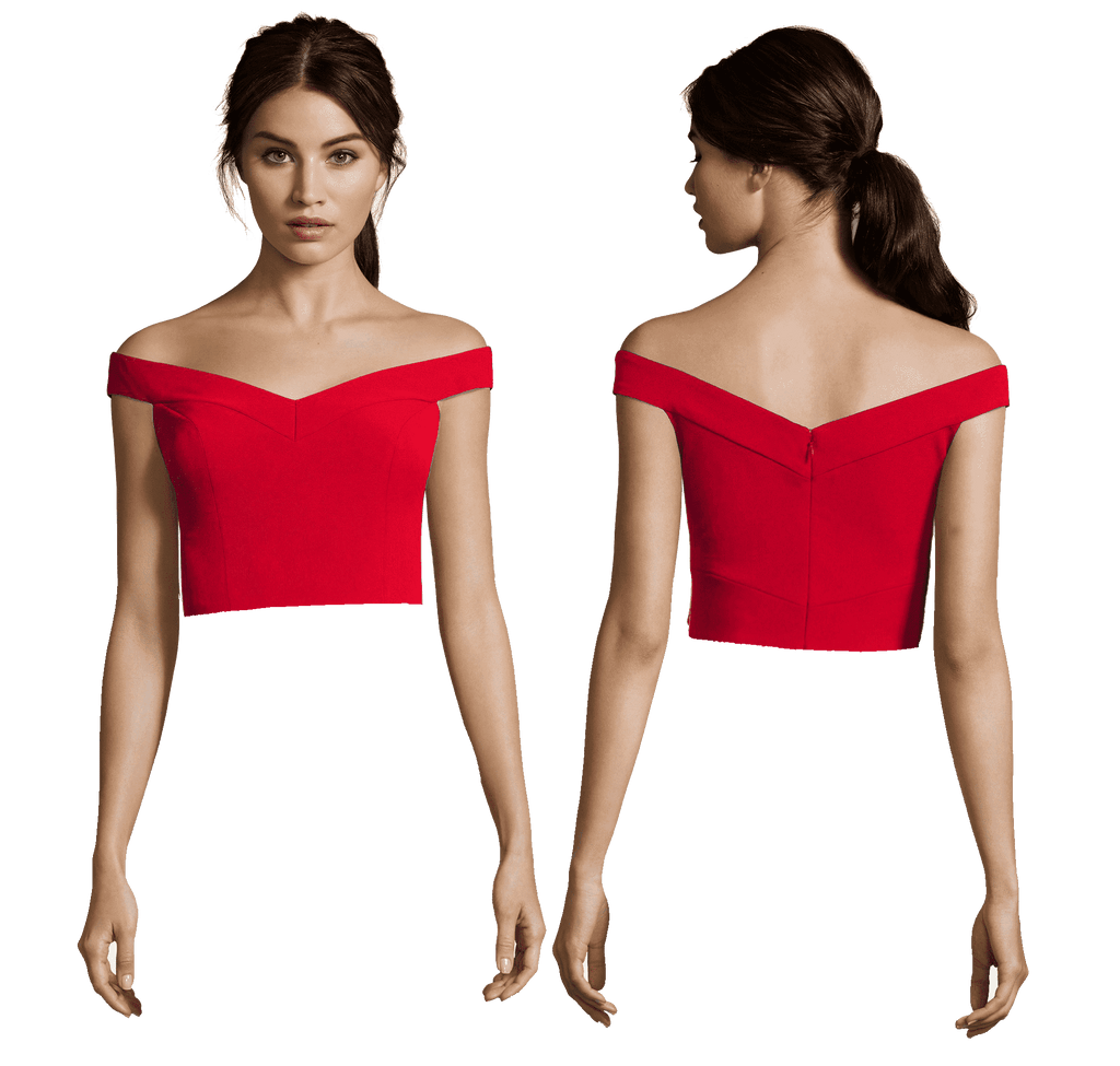 Meredith Off Shoulder