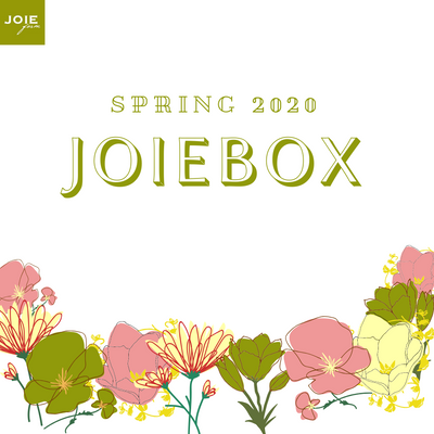 Spring 2020 JoieBox