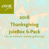 2018 Thanksgiving JoieBox 6-Pack