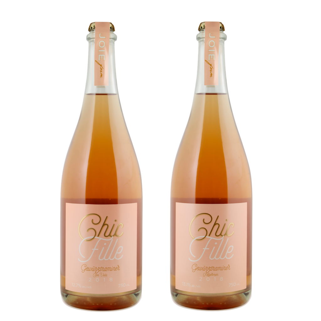 Chic Fille Skin-Contact Gewürztraminer Duo 2018