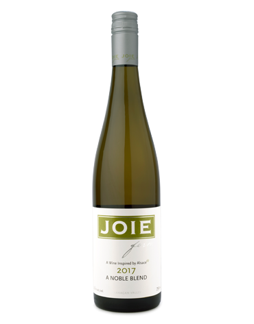 Bottle of JoieFarm Noble Blend 2017