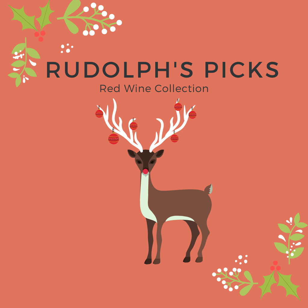 Rudolph's Picks - Red Collection