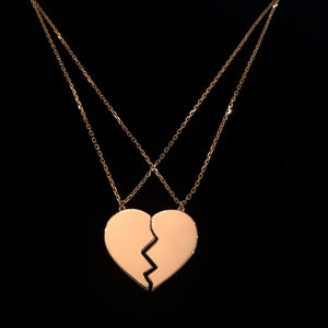 THE ESSENTIAL BOND NECKLACE - 2 PART