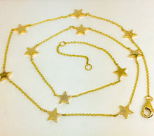 Star by the Yard Necklace