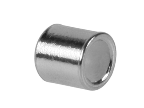 SILVER PLAIN CRIMP TUBE