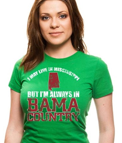 BAMA COUNTRY Short-Sleeve Unisex T-Shirt