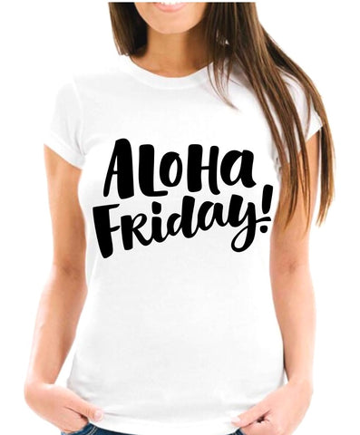 Aloha Friday! Short-Sleeve Unisex T-Shirt