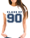 Class Of 90 Short-Sleeve T-Shirt