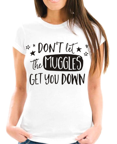 Don't Let The Muggles Short-Sleeve T-Shirt