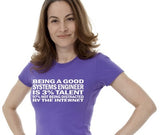 Being A Good Systems Engineer Short-Sleeve T-Shirt