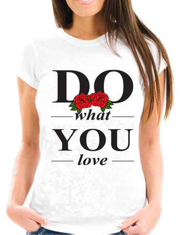 Do What You Love Short-Sleeve T-Shirt