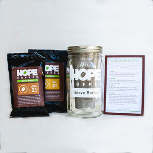 Cold Brew Kit by HOPE COFFEE