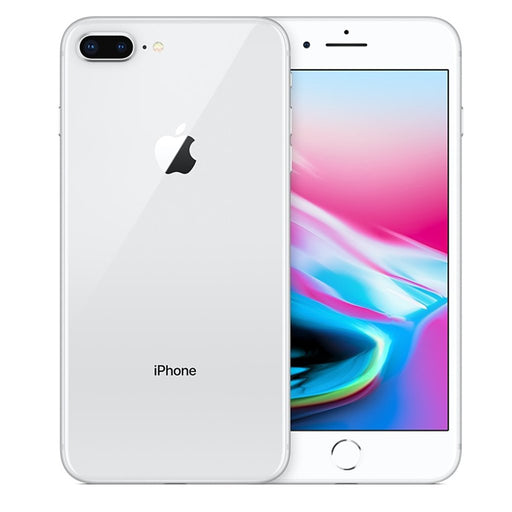 Apple iPhone 8 Plus Unlocked, 64GB - Silver
