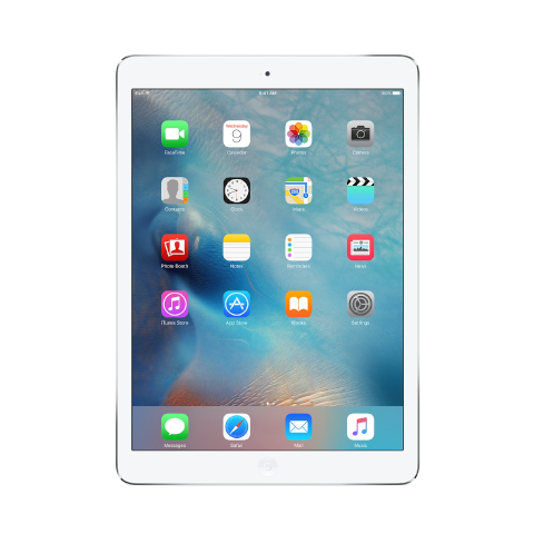Apple iPad Air 1st Generation 16GB WiFi - Silver