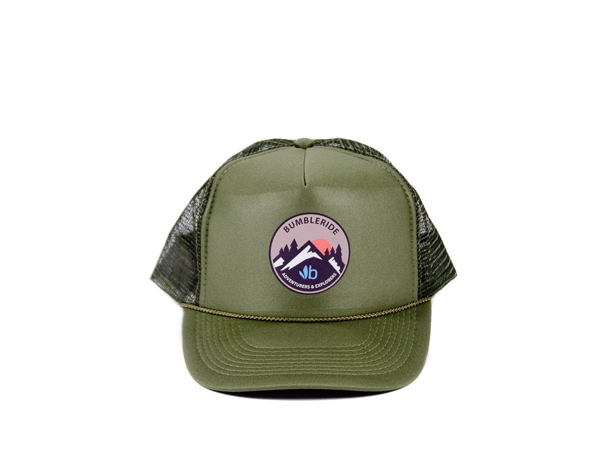 Camp Bumbleride Trucker Hat