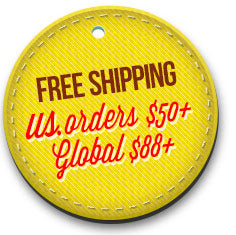 Free Shipping Options at History Gear