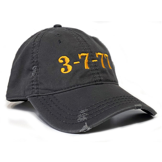 The 3-7-77 Vigilante Retro Cap