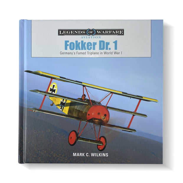 The Fokker Dr. 1 Triplane Of WW1