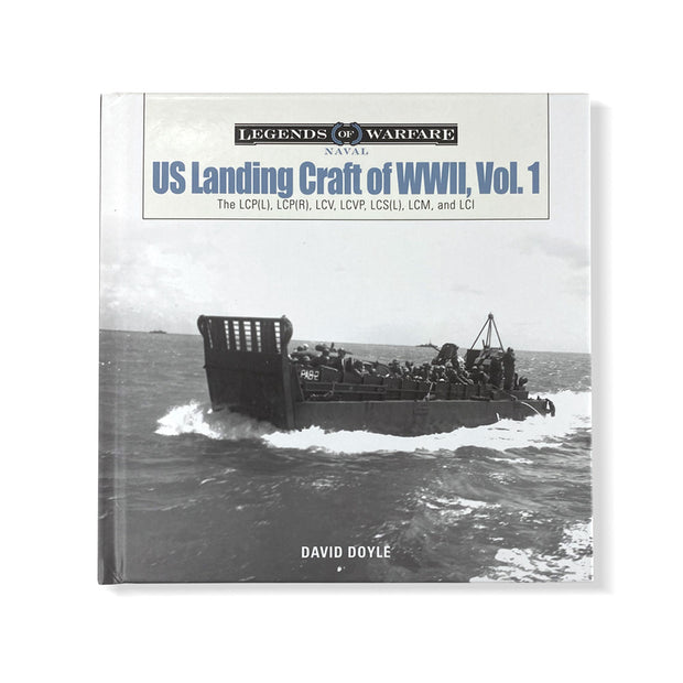US Landing Craft of World War II