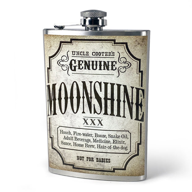 The Moonshine Flask
