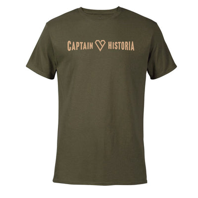 The Captain Historia Tee