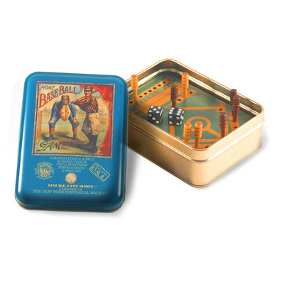 Vintage Game of Baseball Tin Set