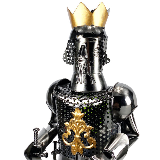 The Knight King Wine Caddy