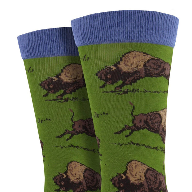 Bamboo Tatanka Retro Socks (Mens)