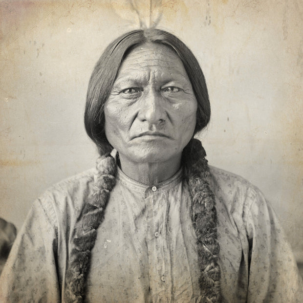 Sitting Bull was born in the Dakota Territory in 1831