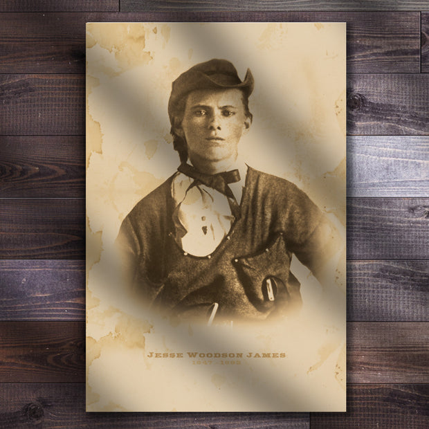 Outlaws & Legends - Jesse James