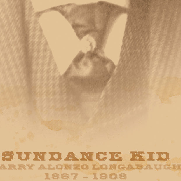 Outlaws & Legends - The Sundance Kid