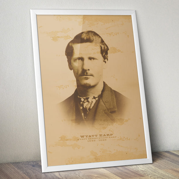 Outlaws & Legends - Wyatt Earp