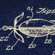 Patent Pended - Fishing Lure  1907
