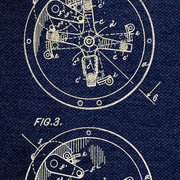 Patent Pended - Fishing Reel 1896
