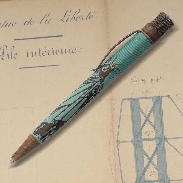 The Statue of Liberty Pen