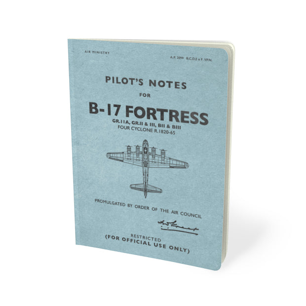 Pilot Notes - The B-17 Note Book