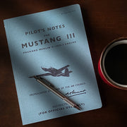 Pilot Notes - The Mustang Note Book