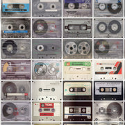 The Cassette Tape Classic Poster
