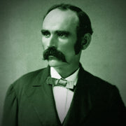 Irish republican Michael Davitt