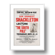 Shackleton South Pole Lecture