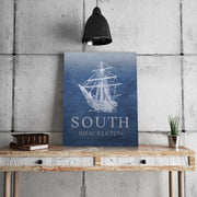 South Shackleton Classic Poster