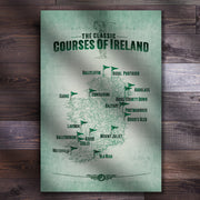 The Classic Golf Courses Of Ireland