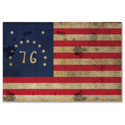 American Revolution Battle of Bennington Flag