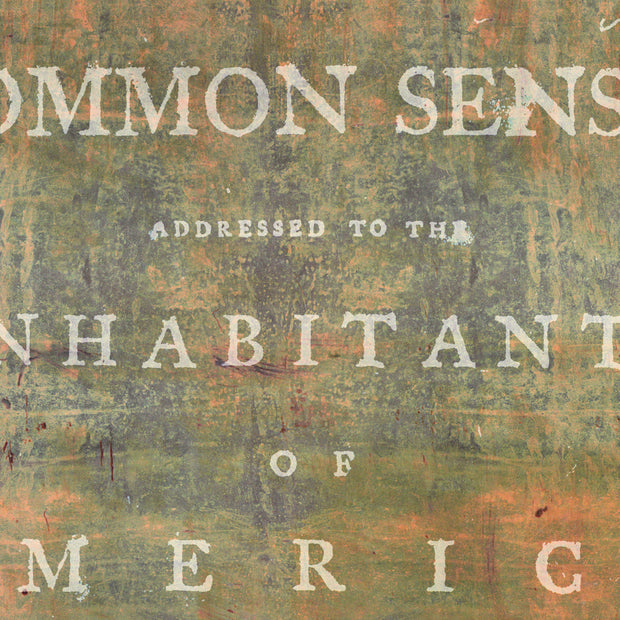 Thomas Paine's Common Sense